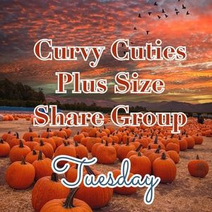 10/26 PLUS SIZE SHARE GROUP: CURVY CUTIES